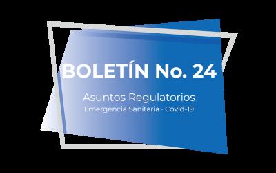 Boletín No. 24
