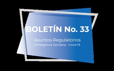 Boletín No. 33 (06-21)
